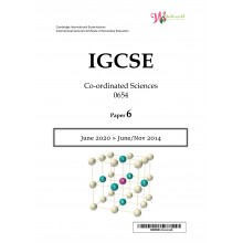 IGCSE Co-ordinated Sciences 0654   Paper 6   Question Papers
