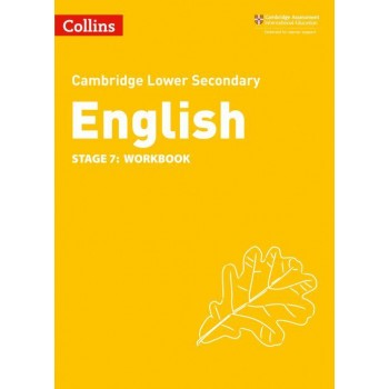 Collins Cambridge Lower Secondary English | Workbook Stage 7 2ED
