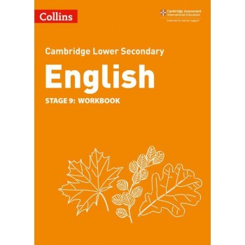 Collins Cambridge Lower Secondary English | Workbook Stage 9 2ED