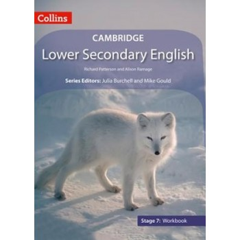 Collins Cambridge Lower Secondary English | Workbook Stage 7