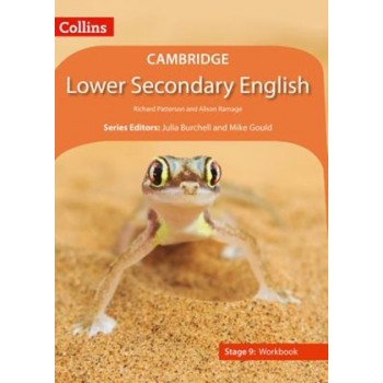 Collins Cambridge Lower Secondary English | Workbook Stage 9