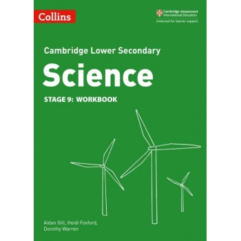 Collins Cambridge Lower Secondary Science | Workbook Stage 9