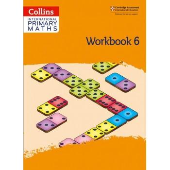 Collins International Primary Maths  | Workbook 6 2ED