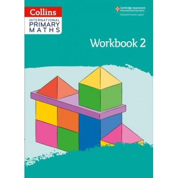 Collins International Primary Maths  | Workbook 2 2ED