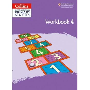 Collins International Primary Maths  | Workbook 4 2ED