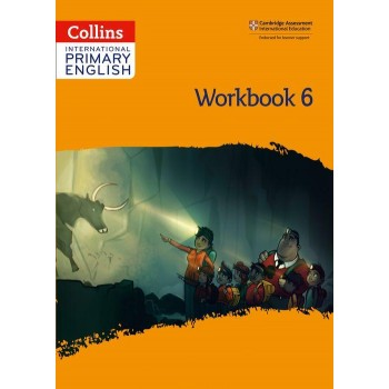 Collins  International Primary English | Workbook 6 2ED
