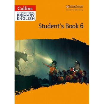 Collins  International Primary English Student's Book 6 2ED
