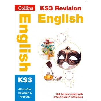 Collins KS3 Revision English | All-in-One Revision and Practice