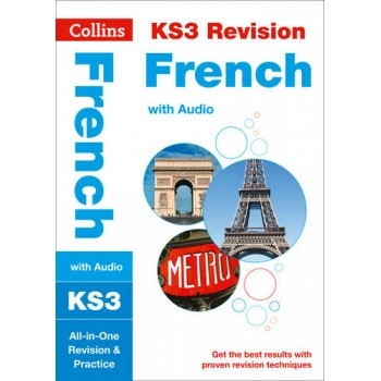 Collins KS3 Revision French | All-in-One Revision and Practice