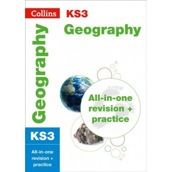 Collins KS3 Revision Geography | All-in-One Revision and Practice