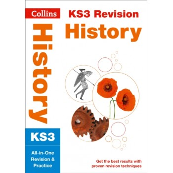 Collins KS3 Revision History | All-in-One Revision and Practice
