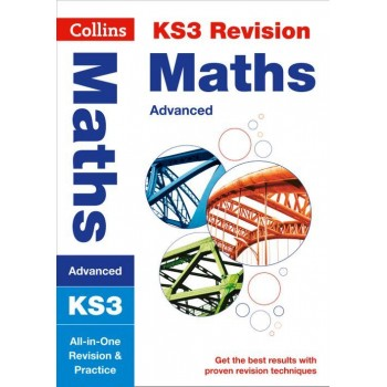 Collins KS3 Revision Maths Advanced | All-in-One Revision and Practice