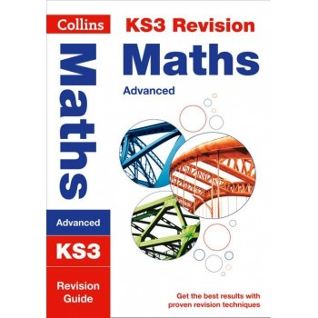 Collins KS3 Maths Advanced | Revision Guide