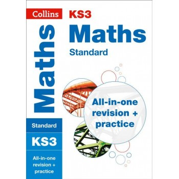 Collins KS3 Revision Maths Standard | All-in-One Revision and Practice