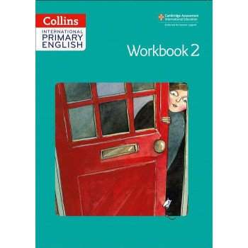 Collins International Primary English  | Workbook 2