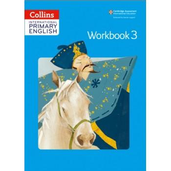 Collins International Primary English  | Workbook 3