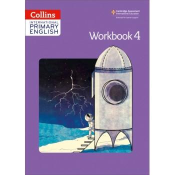 Collins International Primary English  | Workbook 4
