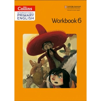 Collins International Primary English  | Workbook 6