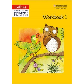 Collins International Primary English  | Workbook 1