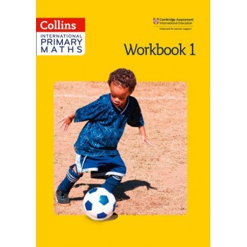 Collins International Primary Maths  | Workbook 1