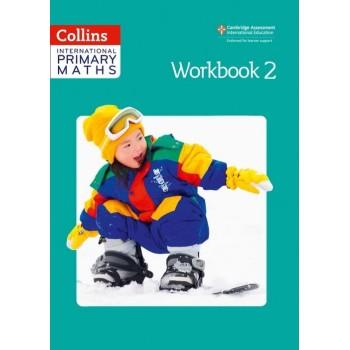 Collins International Primary Maths  | Workbook 2