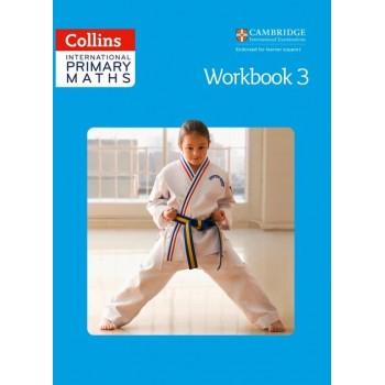 Collins International Primary Maths  | Workbook 3