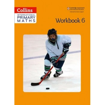 Collins International Primary Maths  | Workbook 6