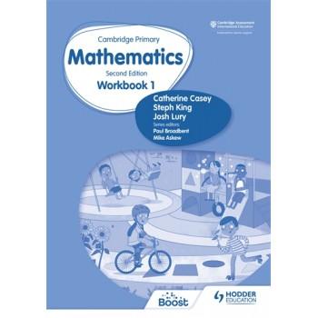 Hodder Cambridge Primary Mathematics Workbook 1 Second Edition