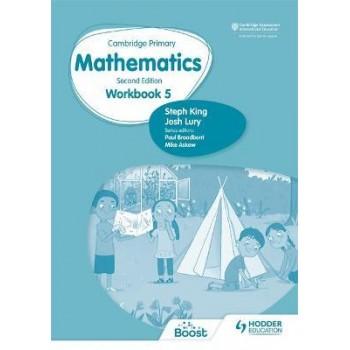 Hodder Cambridge Primary Mathematics Workbook 5 Second Edition