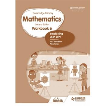 Hodder Cambridge Primary Mathematics Workbook 6 Second Edition
