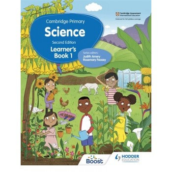 Hodder Cambridge Primary Science Learner's 1 Second Edition