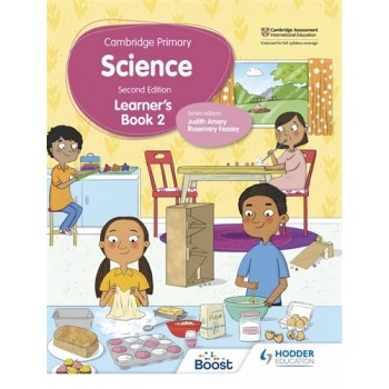 Hodder Cambridge Primary Science Learner's 2 Second Edition