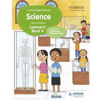 Hodder Cambridge Primary Science Learner's 4 Second Edition