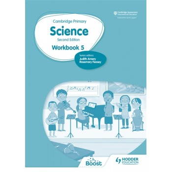 Hodder Cambridge Primary Science Workbook 5 Second Edition