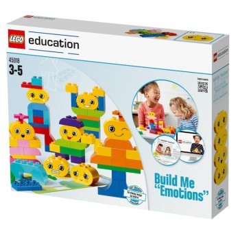 "LEGO Education | Build Me ""Emotions"""