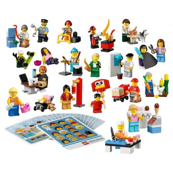 LEGO Education | Community Minifigure Set