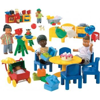 LEGO Education | Dolls Family Set