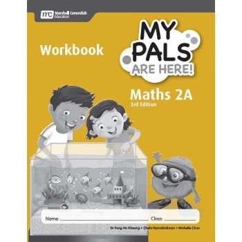 Marshall Cavendish | My Pals are Here! Maths Workbook 2A (3rd Edition)