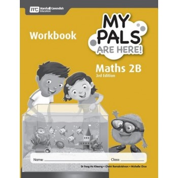 Marshall Cavendish | My Pals are Here! Maths Workbook 2B (3rd Edition)