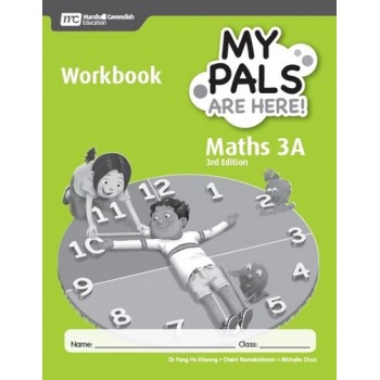 Marshall Cavendish | My Pals are Here! Maths Workbook 3A (3rd Edition)