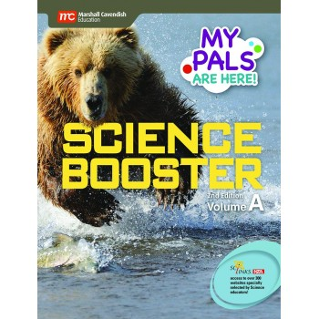 Marshall Cavendish | My Pals are Here! Science Booster | 2nd Edition | Volume A & B