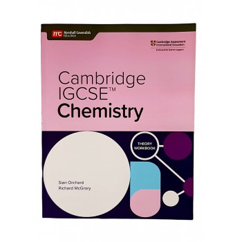 Marshal Cavendish Cambridge Chemistry for IGCSE Workbook + eBook