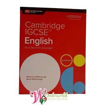 Marshal Cavendish Cambridge English as a Secondary Language for IGCSE Workbook