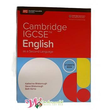 Marshal Cavendish Cambridge English as a Secondary Language for IGCSE Student Book