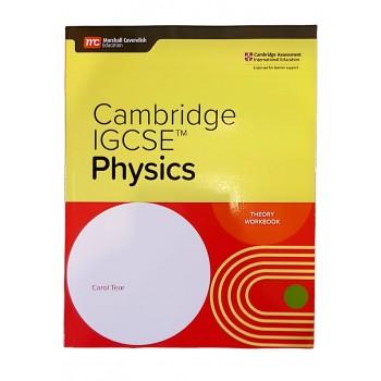 Marshal Cavendish Cambridge Physics for IGCSE Workbook + eBook