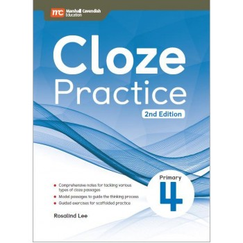 Marshall Cavendish   Cloze Practice Primary 4 (2nd Edition)
