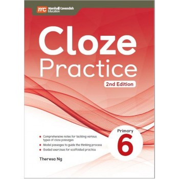 Marshall Cavendish   Cloze Practice Primary 6 (2nd Edition)