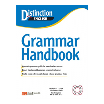 Marshall Cavendish | Distinction in English: Grammar Handbook