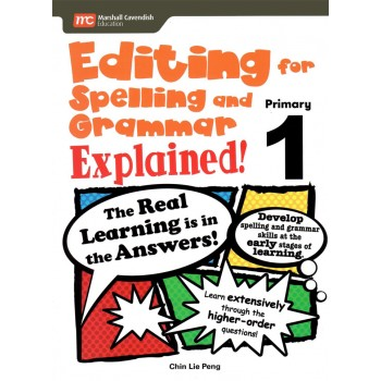 Marshall Cavendish | Editing For Spelling And Grammar Explained! P1