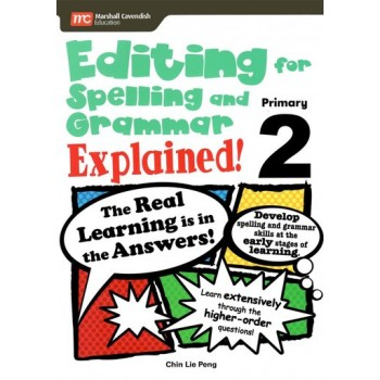 Marshall Cavendish | Editing For Spelling And Grammar Explained! P2